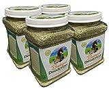 Quad Pack- Total 16 lbs Backyard Deodorizer granules, Artificial Grass, Odor Control, Spil...