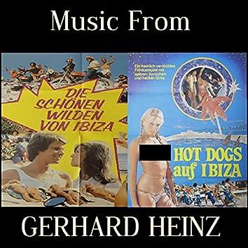 Music From Die SchonenWilden Ibiza & Hot Dogs Auf Ibiza