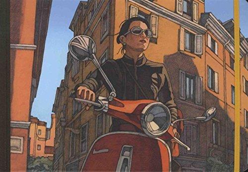 Louis Vuitton Travel Book 17 Rome - Miles Hyman