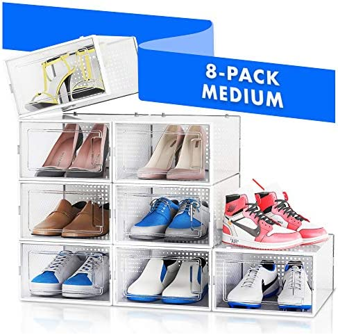 NEATLY Shoe Organizer Shoe Storage Stylish Shoe Box Shoe Organizer For Closet Sneaker Boot Toy product image