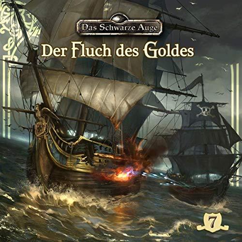 Page de couverture de Der Fluch des Goldes