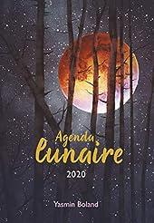 Agenda lunaire 2020 d'Yasmin Boland