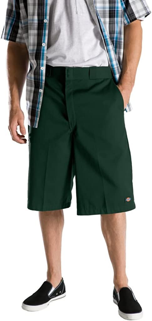 Max 81% OFF Max 57% OFF Dickies Men's 13 Inch Loose Work Multi-Pocket Fit Short