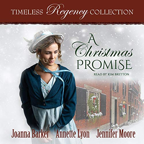 A Christmas Promise cover art