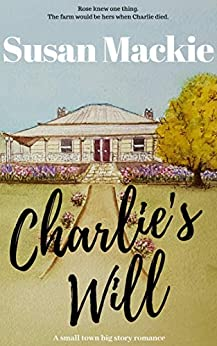 Charlie's Will (Barrington Book 1) by [Susan Mackie]