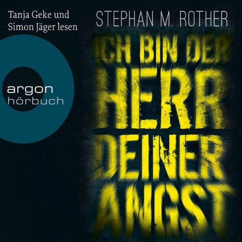 Ich bin der Herr deiner Angst audiobook cover art