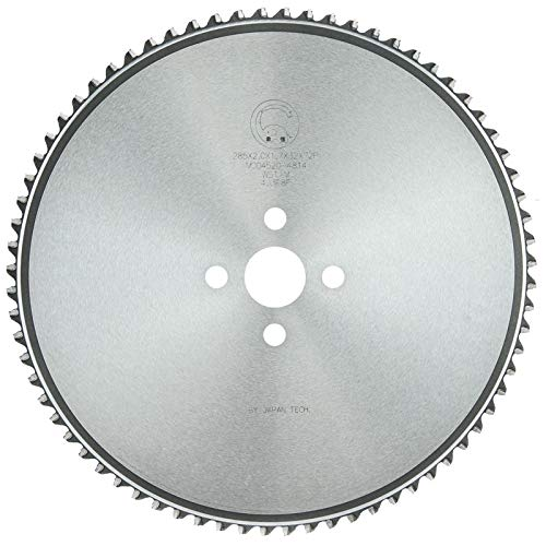 Purchase Xucus Metal ceramic cold circular saw blade cut stainless steel 285 solid steel rod alloy p...