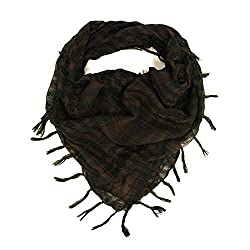 Sri Belha Fashions Men Cotton Arafat Scarf