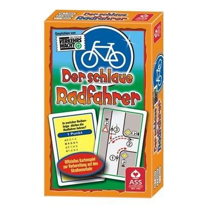 Ass Altenburger Spielkarten 9640 - Der schlaue Radfahrer