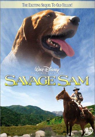 Savage Sam by Walt Disney Video