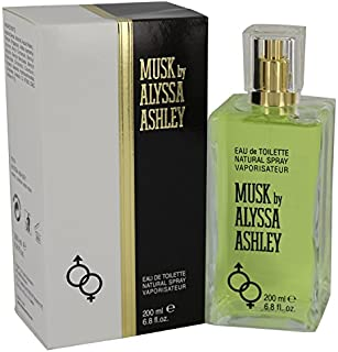 Älyssá Äshléy Musk by Älyssá Äshléy for Women Eau De Toilette Spray 6.8 oz