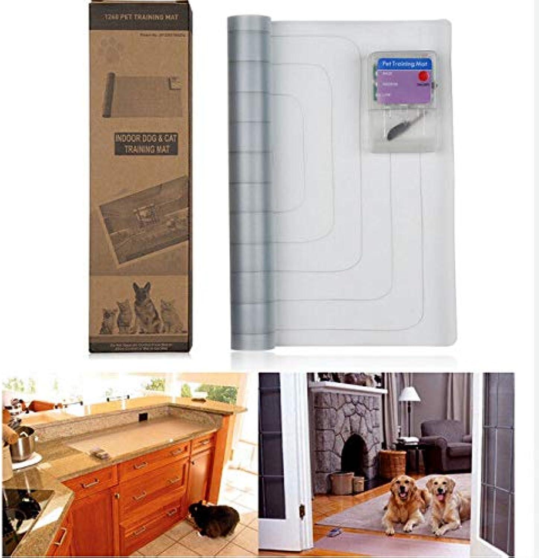 FidgetGear 30x16 60x12 48x20 inch Shock Mat Indoor Pet Dog Training Mat Behavior Correction 30x16 inch