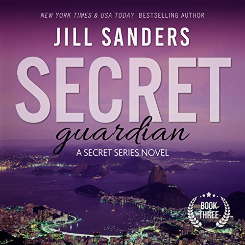 Secret Guardian audiobook cover art