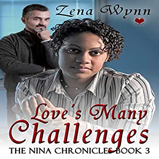 Love's Many Challenges audiobook cover art