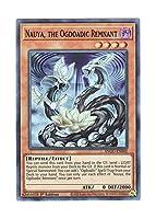 遊戯王 英語版 ANGU-EN002 Nauya, the Ogdoadic Remnant 溟界の滓-ナイア (スーパーレア) 1st Edition