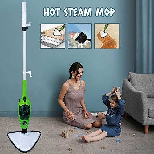 10 in 1 vapore fresco Combi classico multifunzione vapore, vaporizzatore resistente per pavimenti, auto, casa e altro ancora