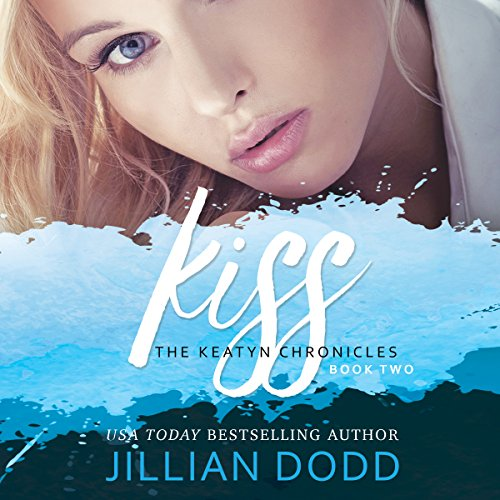 Kiss Me audiobook cover art