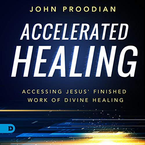 Accelerated Healing audiobook cover art