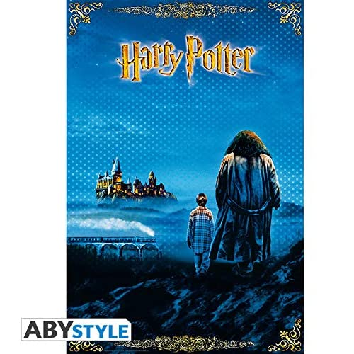 Videogiochi ABYstyle Poster M01441 Harry Potter Beginning