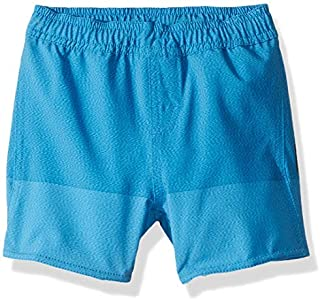 Volcom Little Boys Lido Heather Volley 12.5 Boardshort Jasper Blue 3T [並行輸入品]