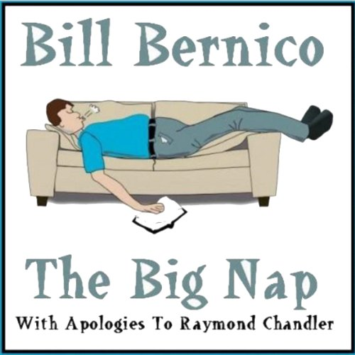 The Big Nap audiobook cover art