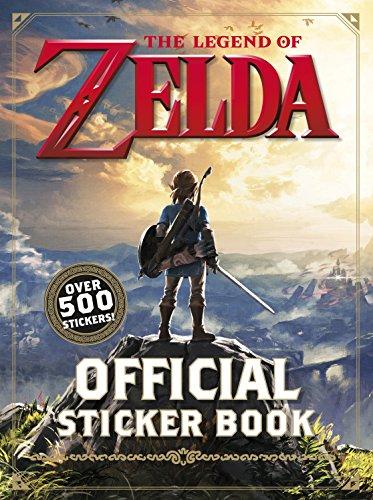 The Legend of Zelda: Official Sticker Book