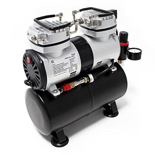 Airbrush Kompressor Wiltec AS196 - 3