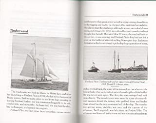 Windjammer Watching on the Coast of Maine: A Guide to the Famous Windjammer Fleet and 34 Other Traditional Sailing Vessels