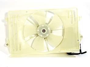 Motorhot Radiator Fan Assembly fit for Pontiac Vibe Toyota Corolla Matrix 1.8L 1794CC
