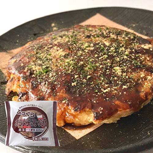 [スターゼン] お好み焼き 2.4kg 200g (180g+ ソース 削り粉 あおさ ) 12枚 豚玉 お惣菜 おかず 夕食 小分け 便利 冷凍食品 冷凍 おやつ お好み焼き 国産キャベツ パーティ おつまみ 夜食 美味しい お買い得 お得 調理済み お