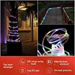 LED Fairy Rope String Lights - Liwiner USB Powered 33FT 100 LED String Light with Remote Timer 8 Mode Dimmable Strip… 13