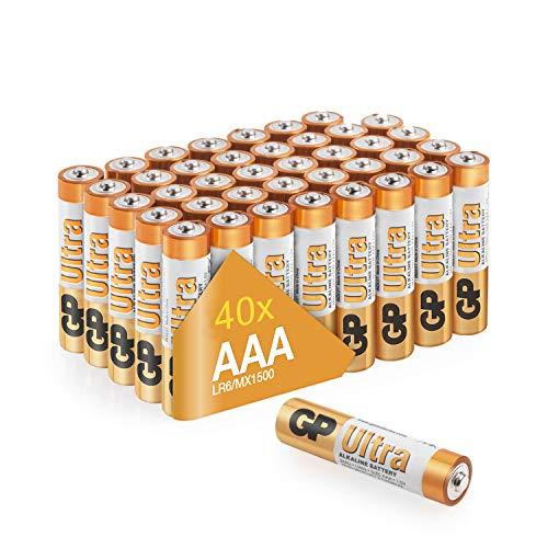 AAA Batteries...