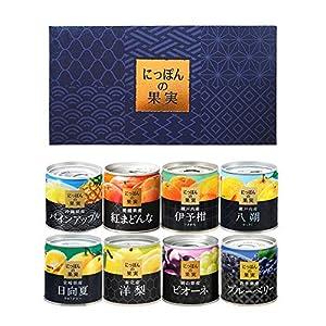 にっぽんの缶詰め 8種類詰め合わせギフトセット(4)