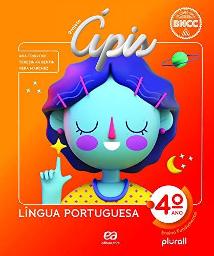Projeto Ápis - Língua Portuguesa - 4º ano