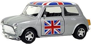 Mini Cooper Modelo Hecho de metal fundido y piezas de plástico, Pull & Go Back Ac ...