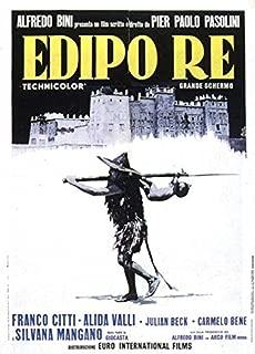 Oedipus Rex (Italian ) POSTER (11