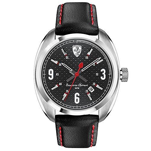 Scuderia Ferrari Reloj para Hombre de Cuarzo 0830238