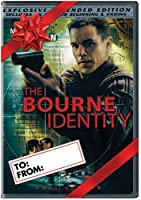 BOURNE IDENTITY EXPLOSIVE EXT ED - DVD Movie