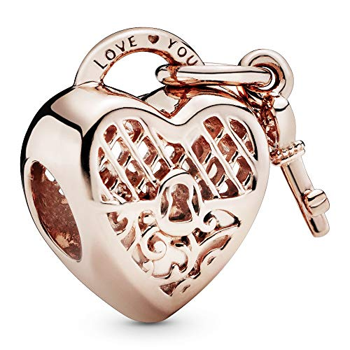 Pandora Bead Charm Donna placcato_oro - 787655