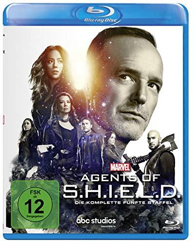 Marvel's Agents of S.H.I.E.L.D.. Staffel.5, 5 Blu-ray
