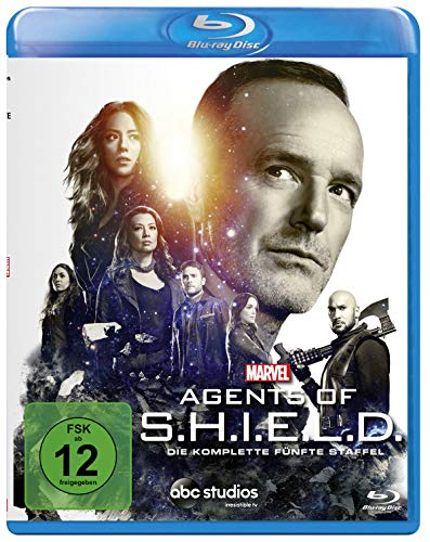 Marvel's Agents of S.H.I.E.L.D.. Staffel.5, 5 Blu-ray