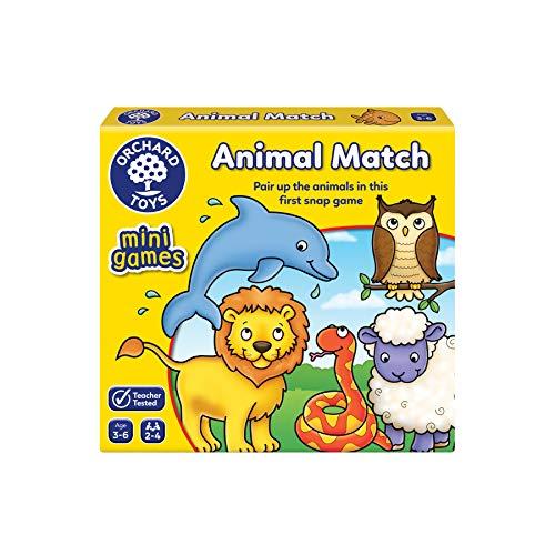 Orchard Toys Animal Match Mini G