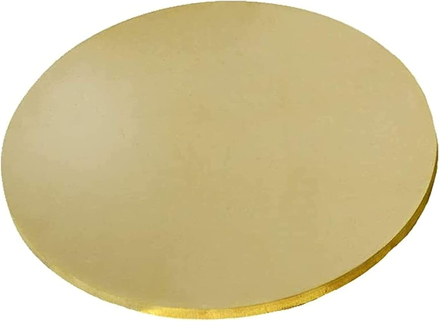 Brass Plate outlet Pure Copper Sheet Stamp Louisville-Jefferson County Mall Round foil Metal