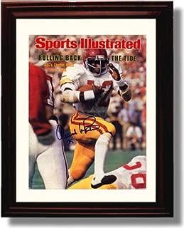Framed USC Trojans Charles White