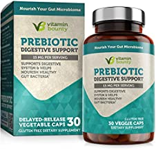 Prebiotic Fiber Supplement - with PreForPro® - Supports Growth of Beneficial Gut Bacteria for Immune Support & Digestive Health