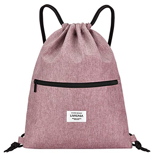 LIVACASA Drawstring Bag