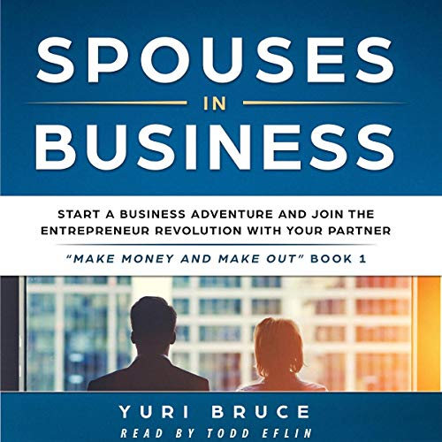 Spouses in Business audiobook cover art