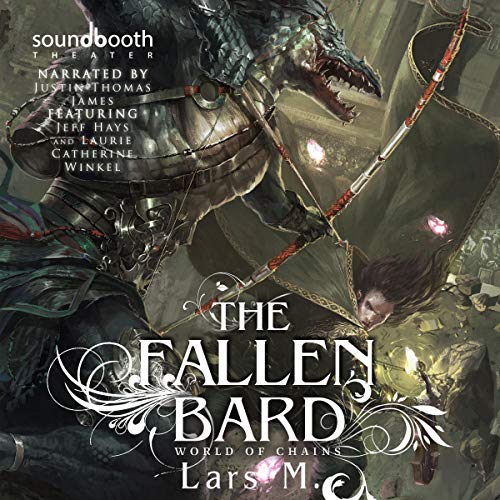 Couverture de The Fallen Bard
