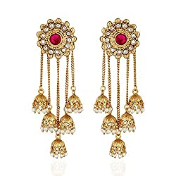 Earring For Designer Sarees
