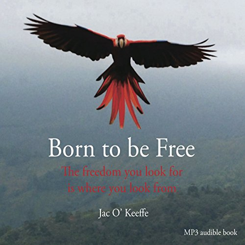 Born to Be Free audiobook cover art